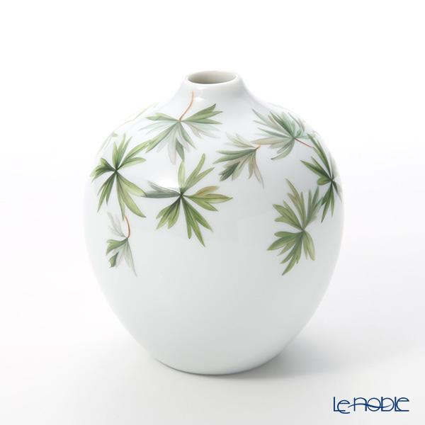 Royal Copenhagen 'Spring Collection' Geranium Vase H12.5cm
