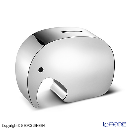 Georg Jensen 'Elephant - Moneyphant' 3580035 Money Bank