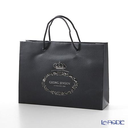 ジョージ ジェンセン 紙袋 M W30×H20.5 ※必ずジョージ ジェンセンの商品と一緒に御注文下さい