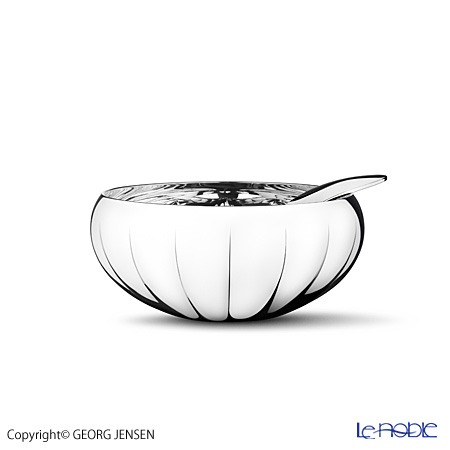 Georg Jensen 'Legacy' 3586906 Bowl with Spoon 10cm