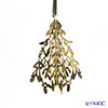 George Jensen Christmas Collections 2014 Holiday Ornament Fir Tree, gold plated 3411014 [Limited Edition 2014]