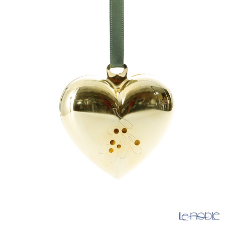 Georg Jensen 'Annual Heart' 3589514 [LE2014] Christmas Ornament