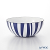 Catherine Holm 'Stripe' Blue Bowl 14cm