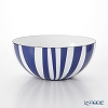 Catherine Holm 'Stripe' Blue Bowl 18cm