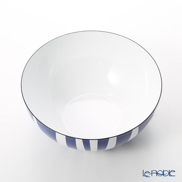Catherine Holm 'Stripe' Blue Bowl 20cm