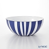 Catherine Holm 'Stripe' Blue Bowl 20cm