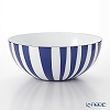 Catherine Holm 'Stripe' Blue Bowl 24cm