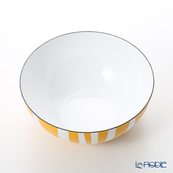 Catherine Holm 'Stripe' Yellow Bowl 20cm
