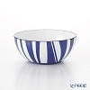 Catherine Holm 'Stripe' Blue Bowl 10cm