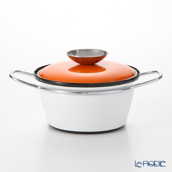 キャサリンホルムミニキャセロール オレンジ 11.5cm
