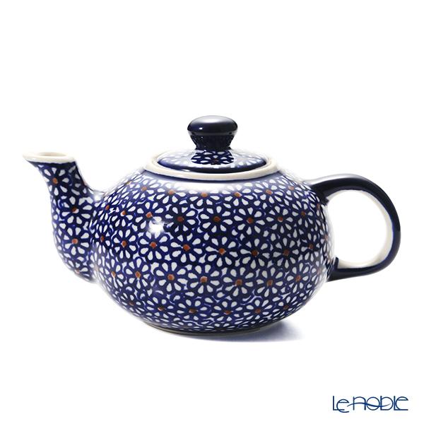ポーリッシュポタリー(ポーランド陶器) ボレスワヴィエツ ティーポット 420ml 864/D-120