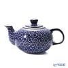 Polish Pottery Boleslawiec '864/D-120' Tea Pot 420ml