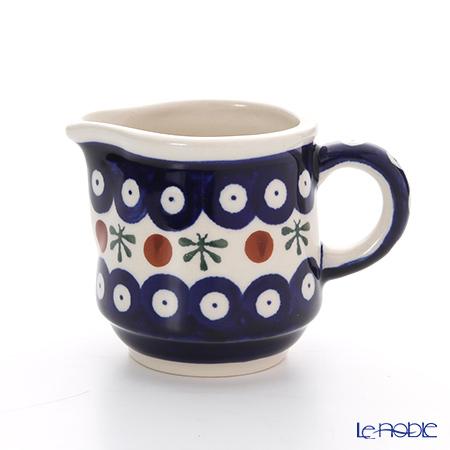 ポーリッシュポタリー(ポーランド陶器) ボレスワヴィエツ クリーマー 150ml/7.5cm 902/41