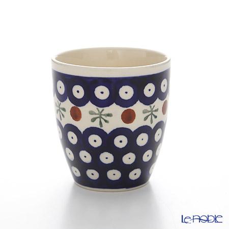 ポーリッシュポタリー(ポーランド陶器) ボレスワヴィエツカップ(ハンドル無し) 180ml 936/41