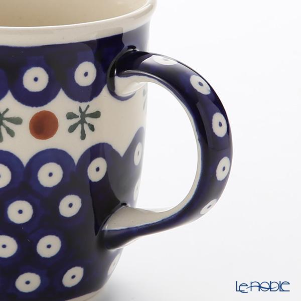 Polish Pottery Boleslawiec '41-GU1105' Mug 350ml