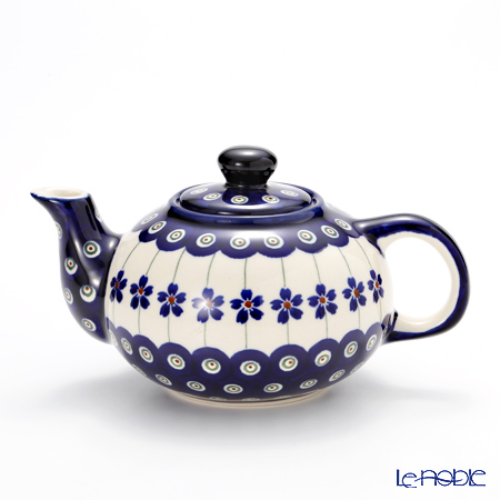 ポーリッシュポタリー(ポーランド陶器) ボレスワヴィエツ ティーポット 420ml 864/166A