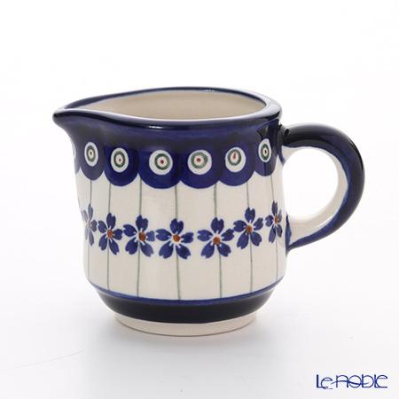 ポーリッシュポタリー(ポーランド陶器) ボレスワヴィエツ クリーマー 150ml/7.5cm 902/166A