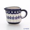 Polish pottery (pottery Poland) boleswavietz Creamer 150ml/7.5cm 902 / 166 A