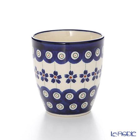 ポーリッシュポタリー(ポーランド陶器) ボレスワヴィエツカップ(ハンドル無し) 180ml 936/166A