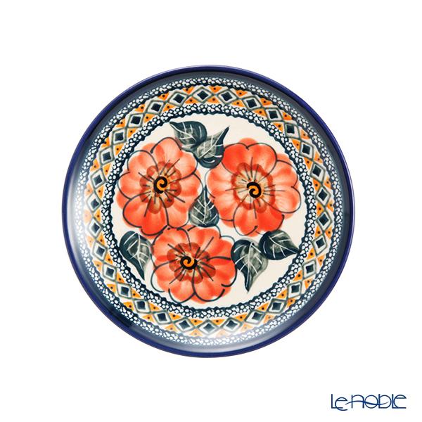 ポーリッシュポタリー(ポーランド陶器) ボレスワヴィエツ プレート 16cm 818/ART-124 アートコレクション