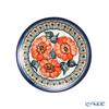 Polish Pottery Boleslawiec '818/ART-124' Art Collection Plate 16cm