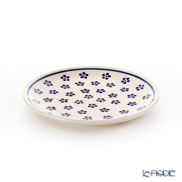 Polish Pottery Boleslawiec '225-GU818' Plate 16cm