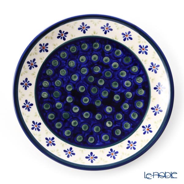 ポーリッシュポタリー(ポーランド陶器) ボレスワヴィエツ プレート 19.5cm 814/297A
