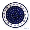 Polish Pottery Boleslawiec '297A-GU814' Plate 19.5cm