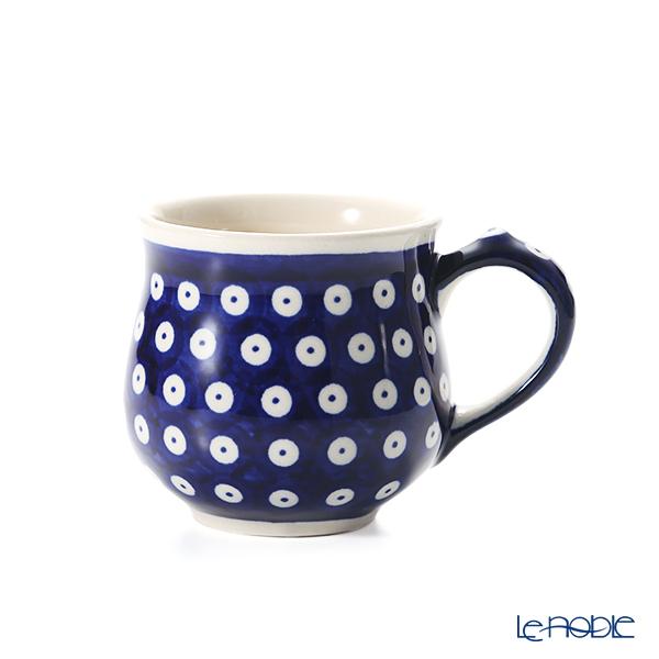 ポーリッシュポタリー(ポーランド陶器) ボレスワヴィエツ マグカップ 230ml/8cm 1472/D-42