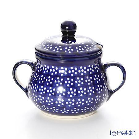 ポーリッシュポタリー(ポーランド陶器) ボレスワヴィエツ シュガーボウル 250ml/9.8cm 1354/226A