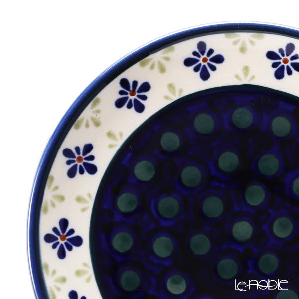 Polish Pottery Boleslawiec '297A-GU818' Plate 16cm