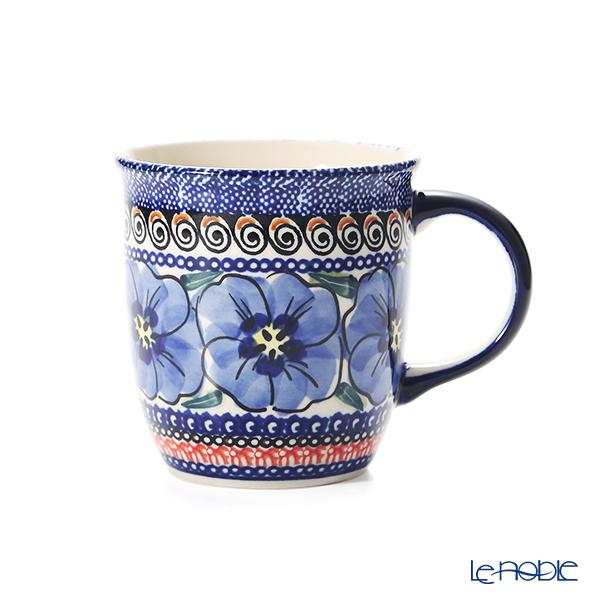 ポーリッシュポタリー(ポーランド陶器) ボレスワヴィエツ マグカップ 350ml/9.7cm 1105/ART-148 アートコレクション