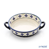 Polish Pottery Boleslawiec '297A-GU1454' Gratin Dish 14cm