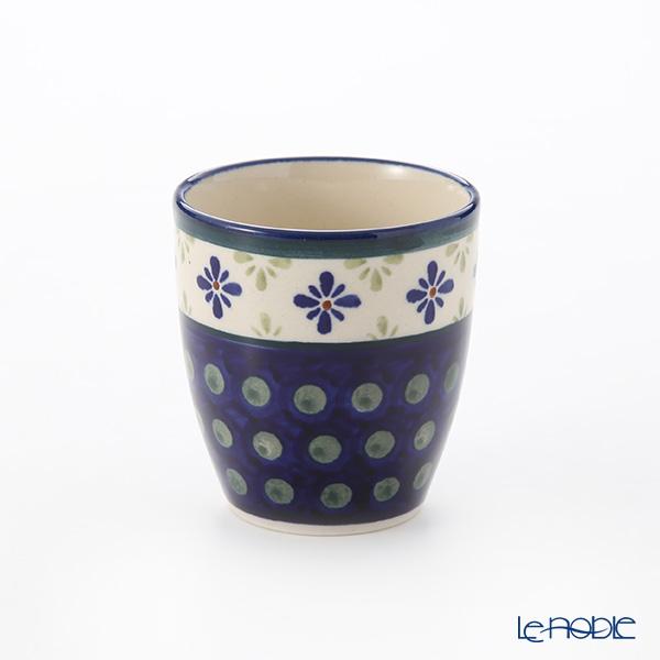 ポーリッシュポタリー(ポーランド陶器) ボレスワヴィエツ カップ(ハンドル無し) 180ml 936/297A