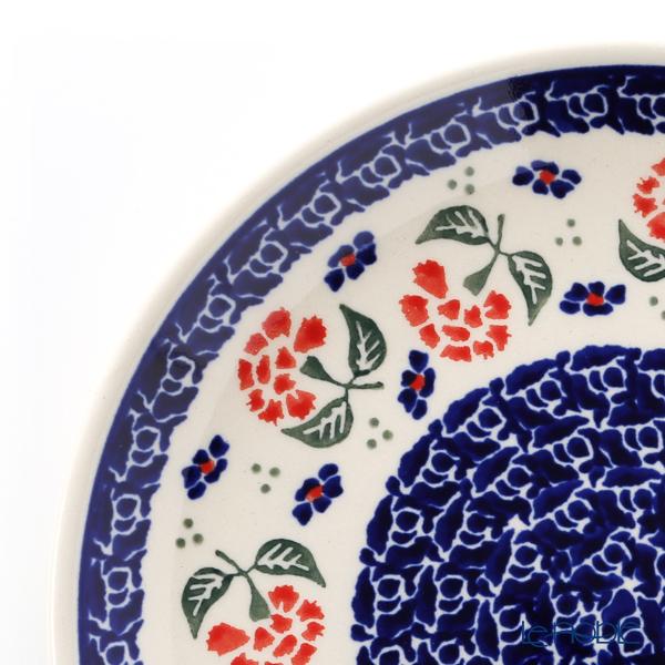 ポーリッシュポタリー(ポーランド陶器) ボレスワヴィエツプレート 19.5cm 814/963