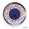 Polish Pottery Boleslawiec '963-GU814' Plate 19.5cm