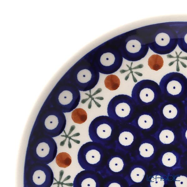 Polish Pottery Boleslawiec Plate 19.5cm 814/41