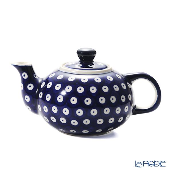 ポーリッシュポタリー(ポーランド陶器) ボレスワヴィエツ ティーポット 420ml 864/D-42
