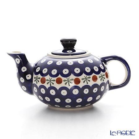 ポーリッシュポタリー(ポーランド陶器) ボレスワヴィエツ ティーポット 420ml 864/41