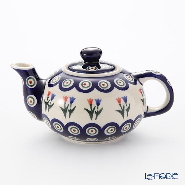 ポーリッシュポタリー(ポーランド陶器) ボレスワヴィエツ ティーポット 420ml 864/809