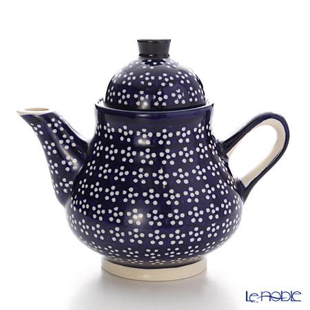 ポーリッシュポタリー(ポーランド陶器) ボレスワヴィエツコーヒーポット 250ml/14cm 163/226A