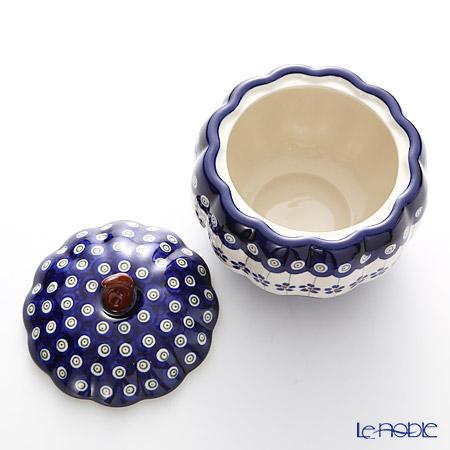Polish Pottery Boleslawiec '166A-GU1777' Canister (Pumpkin) 800ml