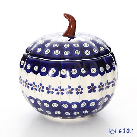 ポーリッシュポタリー(ポーランド陶器) ボレスワヴィエツスープボウル(リンゴ) 14.8cm 1777/166A