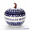 Polish pottery (pottery Poland) boleswavietz 1777 Superbowl (Apple) 14.8 cm / 166 A