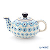 Polish Pottery Boleslawiec Tea Pot 420ml 864/966