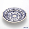 Polish Pottery Boleslawiec '922-GU1419' Soup Plate 24cm