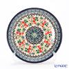Polish Pottery Boleslawiec 'DU158-GU814' Plate 19.5cm