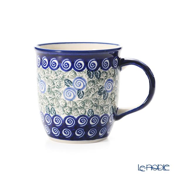 ポーリッシュポタリー(ポーランド陶器) ボレスワヴィエツ マグカップ 350ml/9.7cm 1105/A-1073A