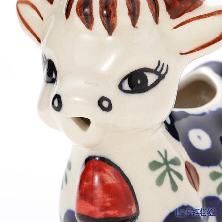 Polish Pottery Boleslawiec '41-GU1885' Creamer (Cow) 75ml