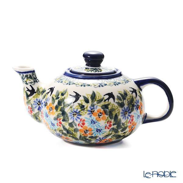 ポーリッシュポタリー(ポーランド陶器) ボレスワヴィエツ ティーポット 420ml 864/DU-182